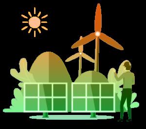 Sustainability Illustration