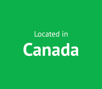 Located in Canada