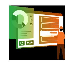 Intuitive Interface Illustration