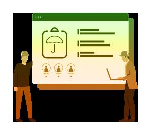 Client-Defined Insurance illustration