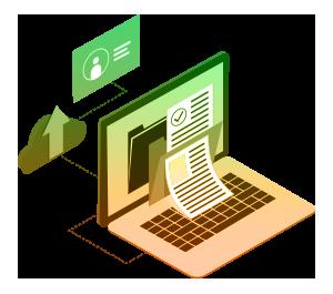 Qualification document illustration