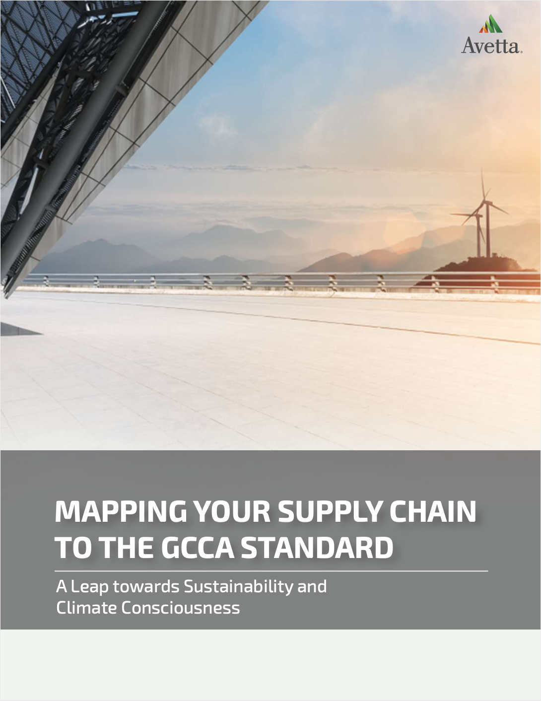 GCCA Standard eBook Cover Image