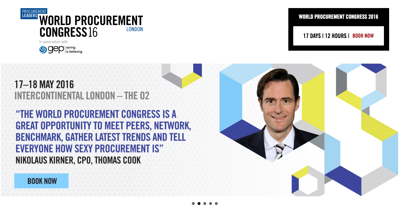 World Procurement Congress