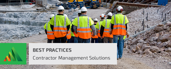 BestPractices - Contractor Management
