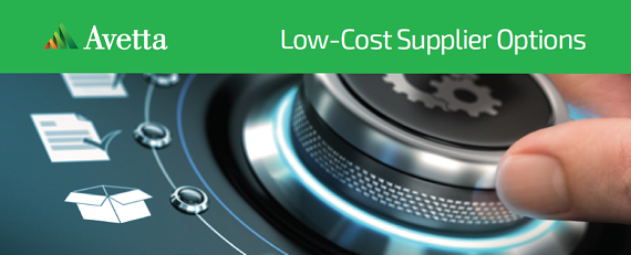 Low Cost Supplier Options