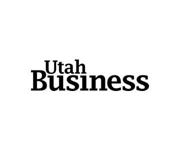 Utah Business Logo